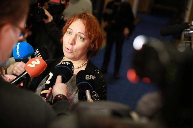 Репс: центристы хотят союза с реформистами и Isamaa
