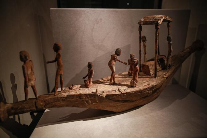 KUMU из-за ограничений не удалось выполнить цели бюджета выставки о Древнем Египте