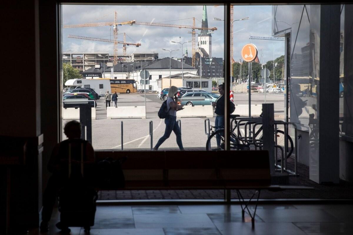 Прибывающих из Таллинна в Хельсинки пассажиров начнут тестировать на кораблях