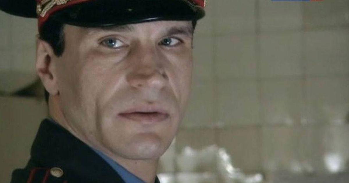 Умер актер из Силламяэ, сыгравший в фильмах «Сволочи» и «Мы из будущего-2»