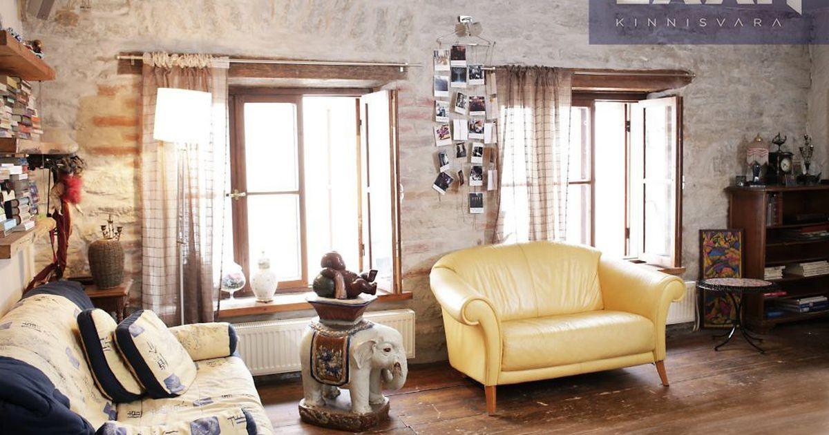 Продается просторная отремонтированная квартира на улице Виру в Таллинне