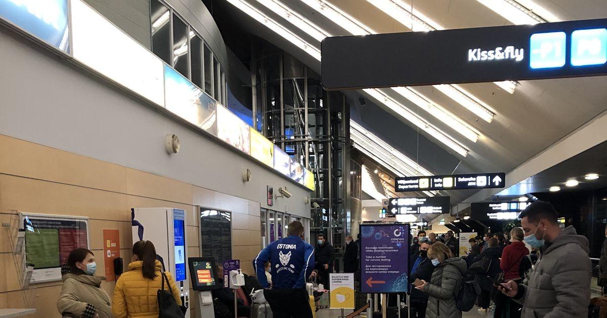 Утвержден порядок тестирования прибывающих в Эстонию из стран с высоким COVID-риском
