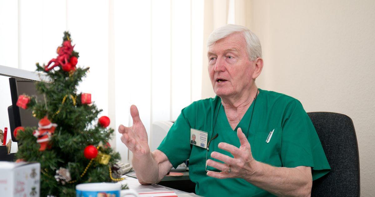 Правительство выделит 50 тысяч евро семье погибшего от коронавируса нарвского врача