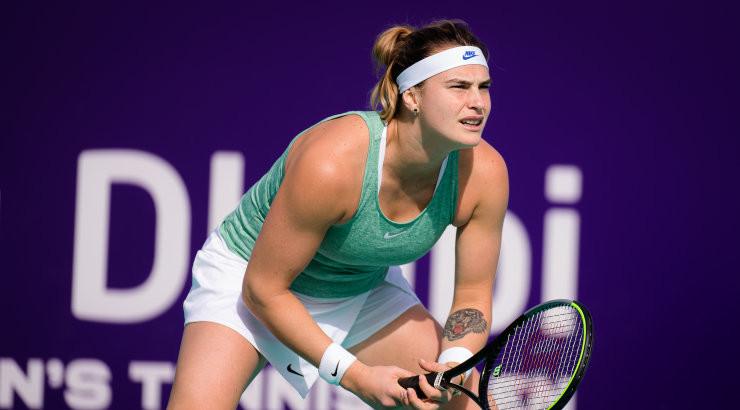 ВИДЕО: Соболенко выиграла финал в Абу-Даби у Кудерметовой