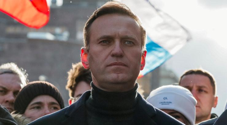 Навального объявили в России в федеральный розыск