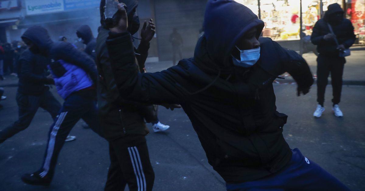 В Брюсселе митинг против полицейского произвола перерос в беспорядки с участием мигрантов