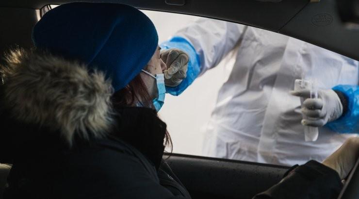 Департамент здоровья: за сутки прибавилось 632 случая заражения коронавирусом