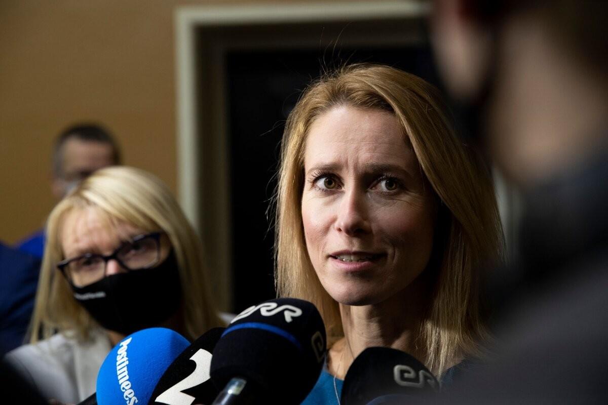Центристы хотят создать коалицию с Партией реформ, премьер-министром станет Кая Каллас