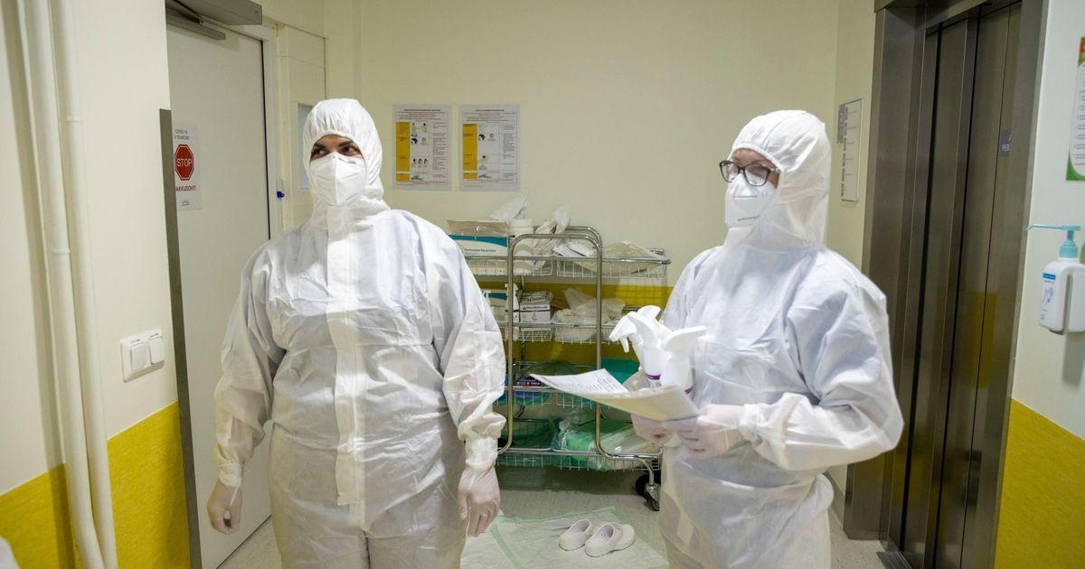 За сутки в Эстонии умерло рекордное число людей с коронавирусом