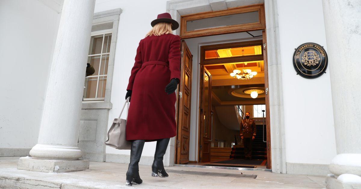 Президент утвердила Каю Каллас кандидатом в премьер-министры