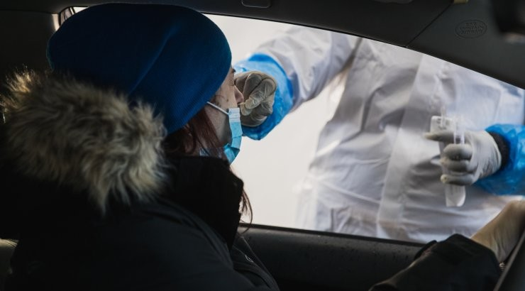 Департамент здоровья: за сутки прибавилось 632 случая заражения коронавирусом, умерли 10 человек