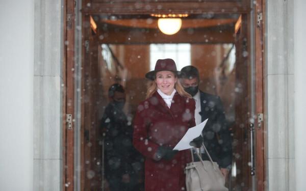 ФОТО: президент утвердила кандидатом в премьер-министры Каю Каллас