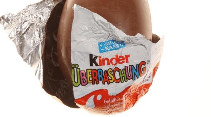 """Правда ли, что в США запрещена продажа """"Kinder-сюрпризов""""?"""