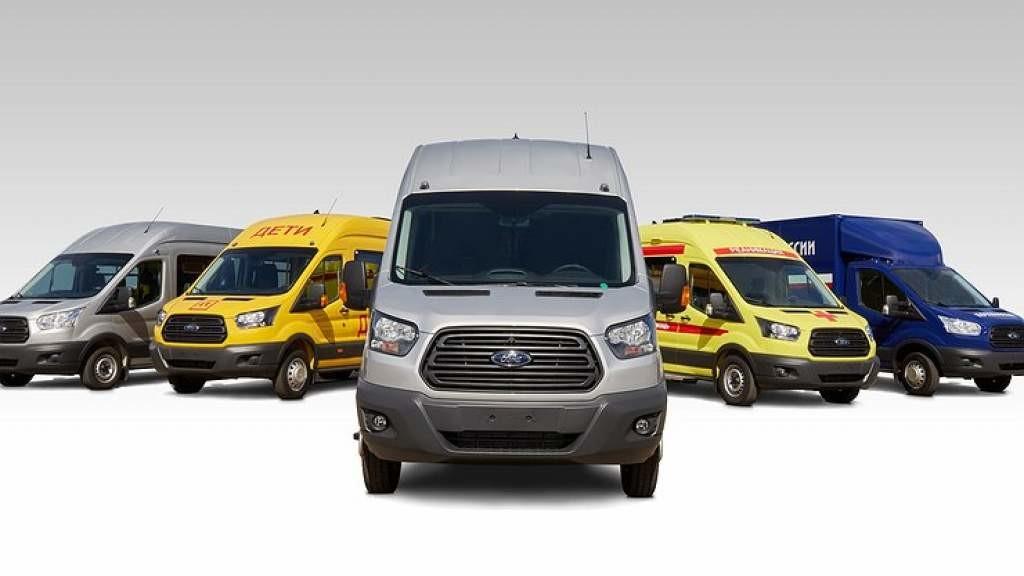 Ford удивился рекордным продажам в России, но не в мире