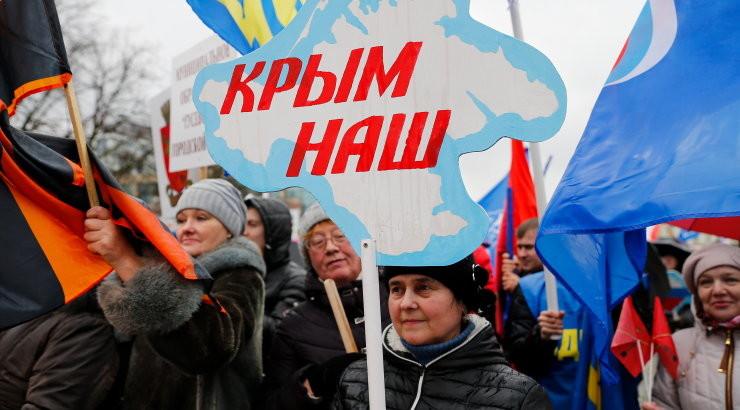 Европейский суд согласился рассмотреть спор Украины и России о Крыме