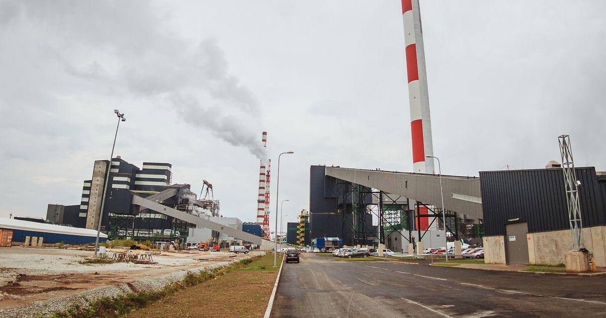 Из-за сильных холодов Eesti Energia запустила все теплоэлектростанции