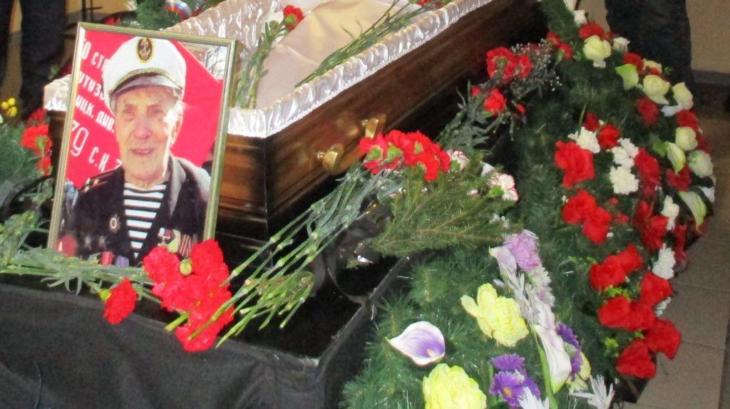 Последний парад полковника Разгуляева