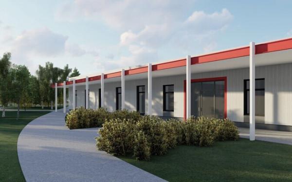 В Тарту начинается строительство нового дома попечения