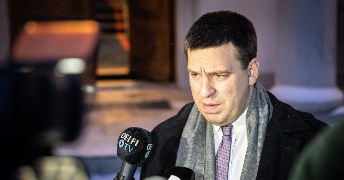 Правительство Ратаса продолжит работу до вступления в должность нового правительства