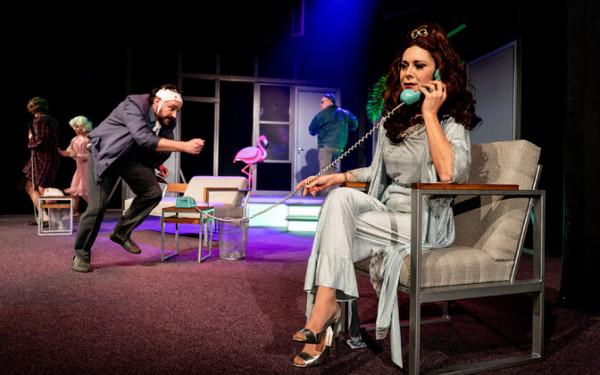 ФОТО: в Ракверском театре пройдет премьера спектакля «Ой, Джонни»