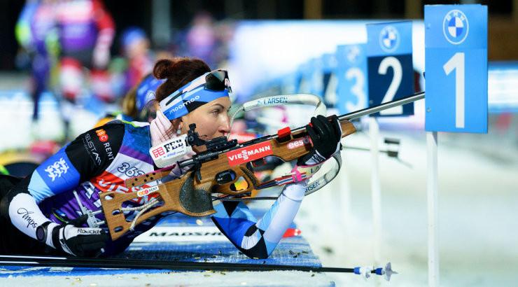 Экхофф выиграла очередной спринт, Томингас заехала в ТОП-20