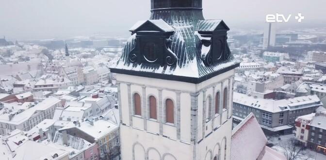 Лифт в церкви Нигулисте будет прозрачным и воздушным