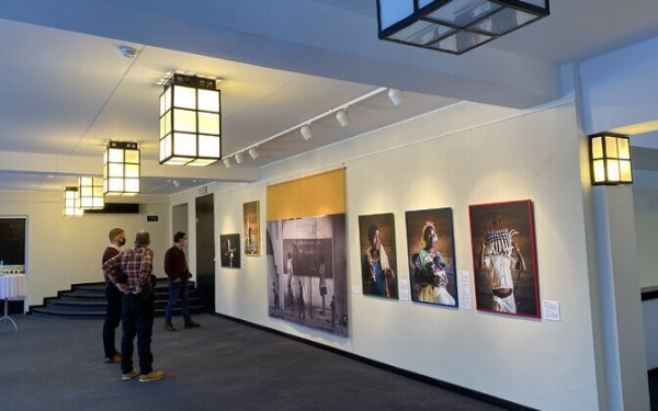 ФОТО: в Доме музыки и театра в Пайде будут выставлять работы художников
