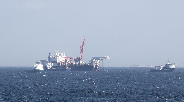 """Bloomberg: назван срок завершения строительства """"Северного потока - 2"""""""