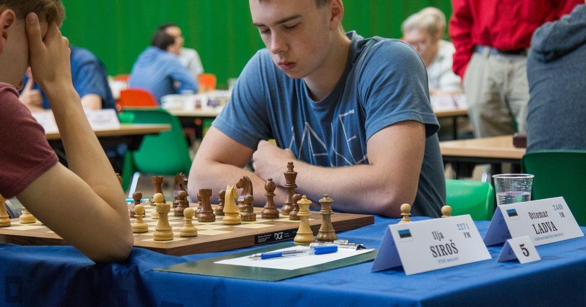 Эстонский 23-летний шахматист выиграл в покерном турнире более 400 000 евро