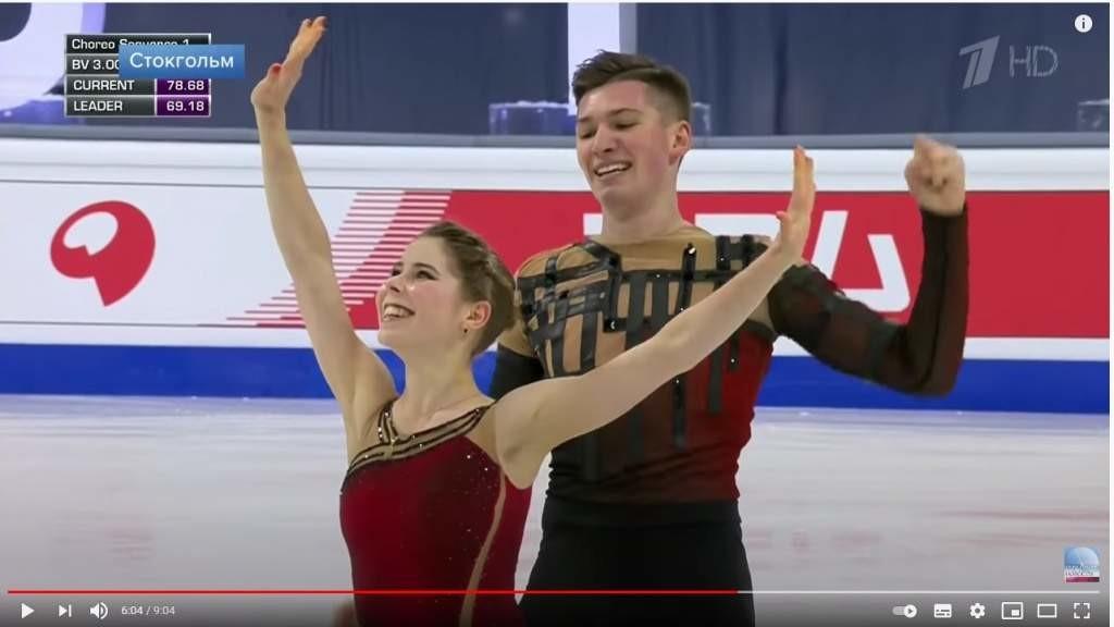Российские фигуристы завоевали три золота на чемпионате мира