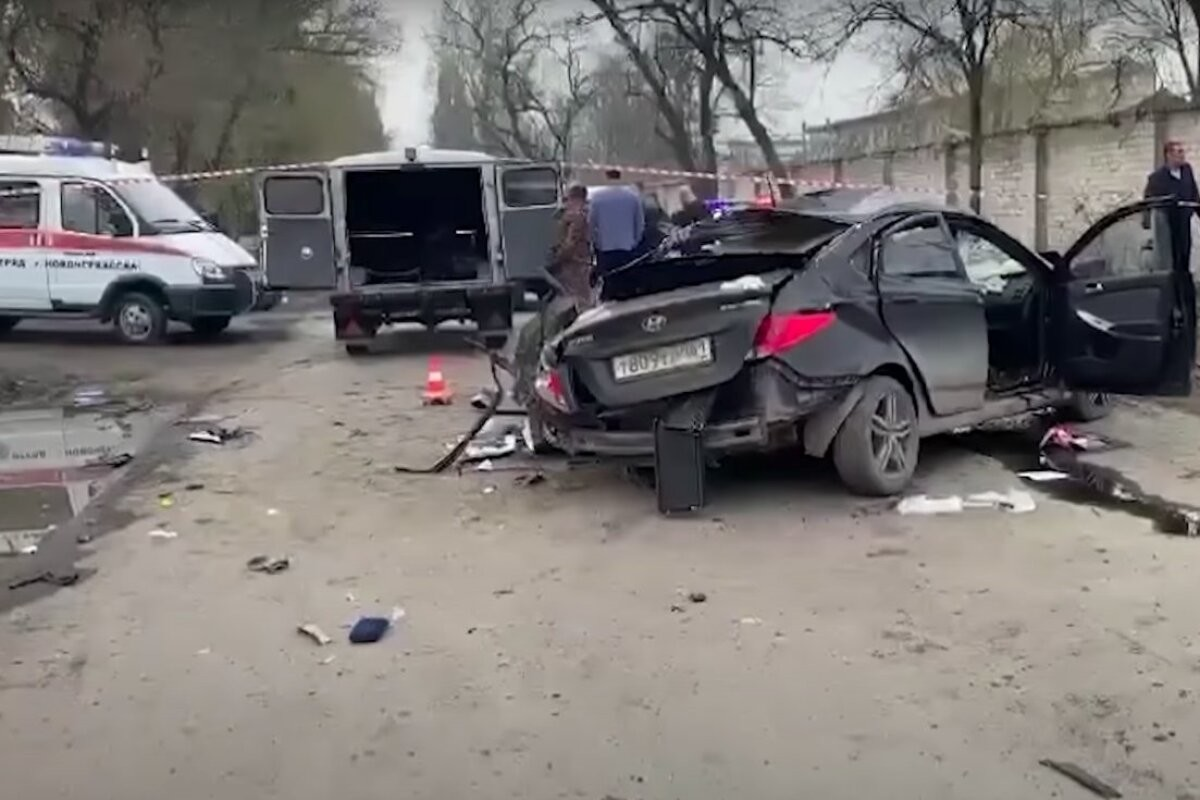 В российском Новочеркасске 14-летний подросток сел за руль и убил пятерых, в том числе и себя