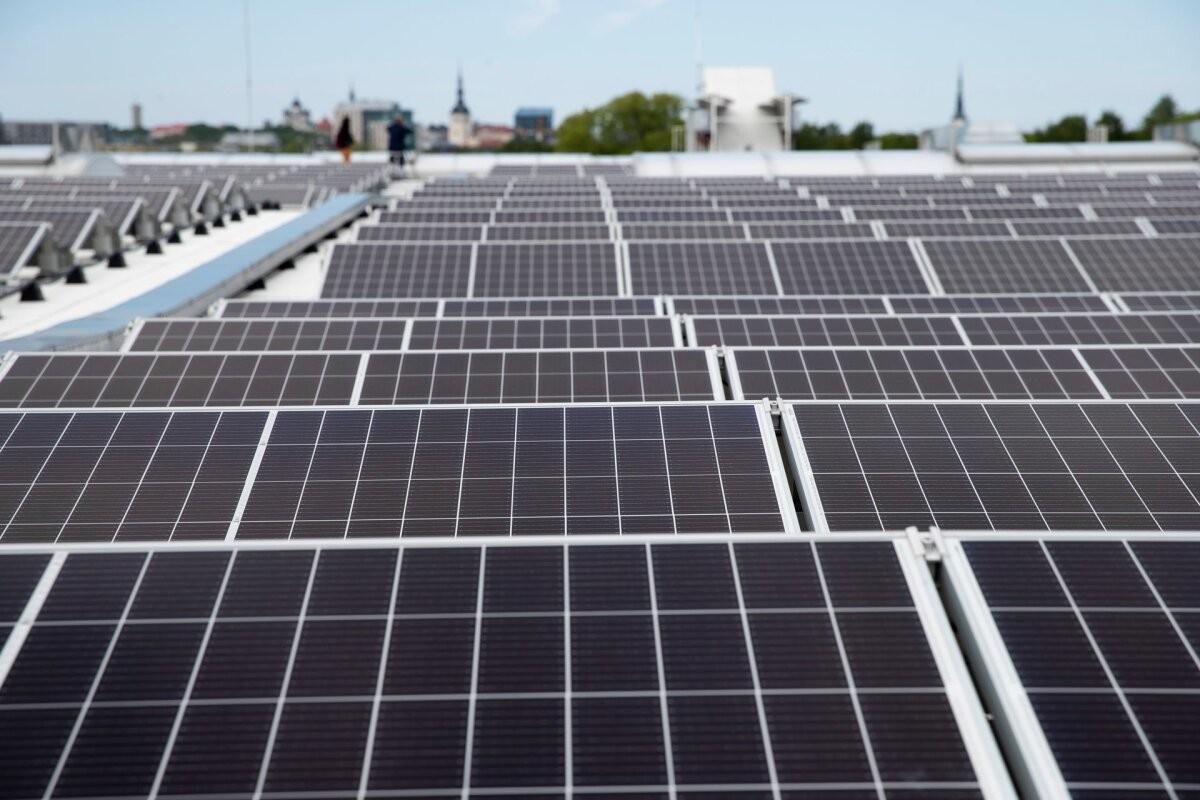 Цена на электроэнергию в Эстонии установила новый рекорд