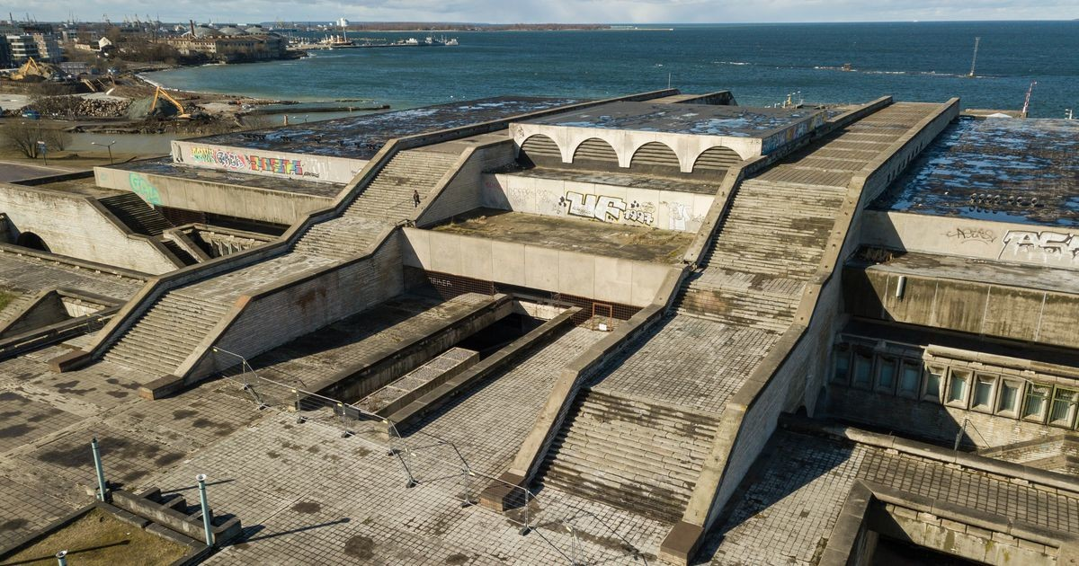 Архитектор: Горхолл может стать европейской Меккой современной культуры
