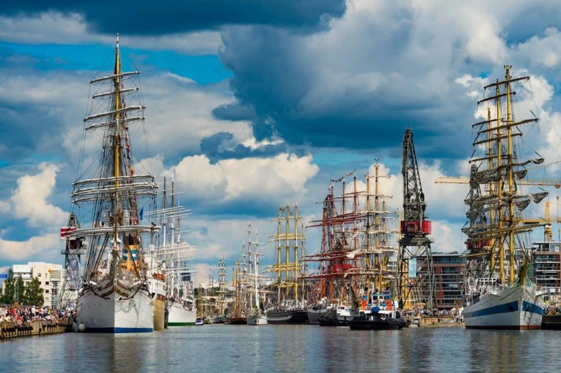 Sail Tallinn: чем заняться на крупнейшем в Эстонии морском празднике