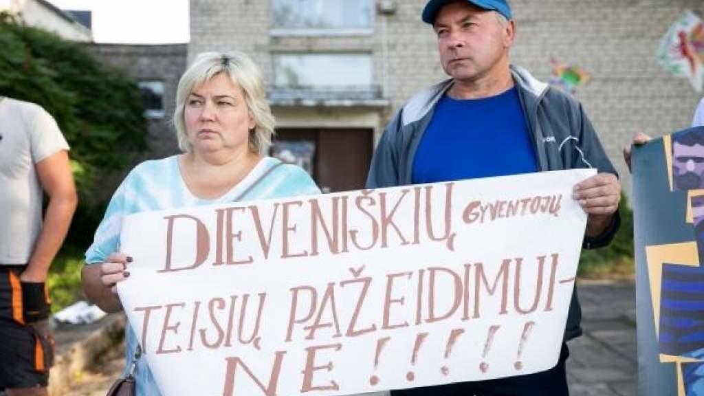 Литовская глубинка надеется быть услышанной по проблеме нелегальных мигрантов /дополнено видео/