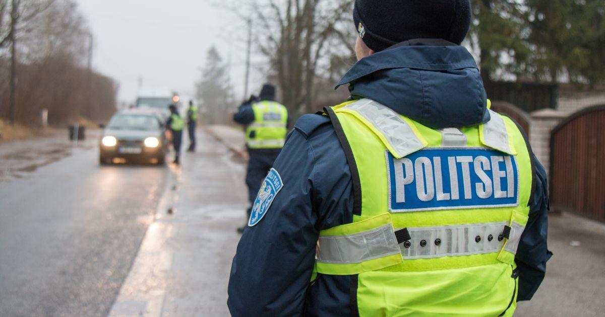 За минувшие сутки на дорогах Эстонии были задержаны 24 нетрезвых водителя