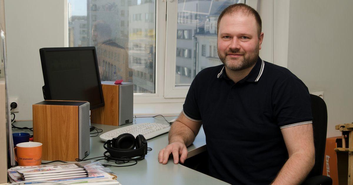 Эстонский журналист и гей-активист стал священником в Лондоне