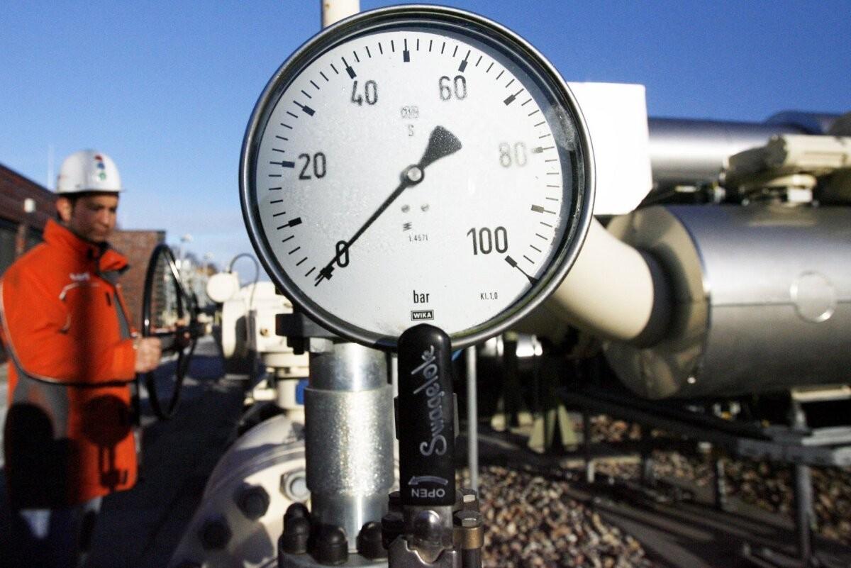 Цена газа в Европе вновь достигла исторического максимума