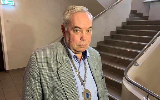 Мэр Нарвы Антс Лийметс исключен из Партии реформ