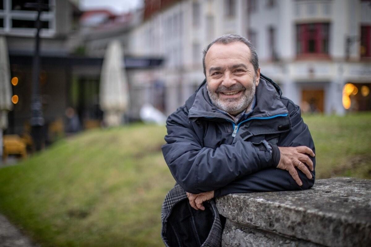 Шендерович в Таллинне: Путин уйдет от власти только на скамью подсудимых