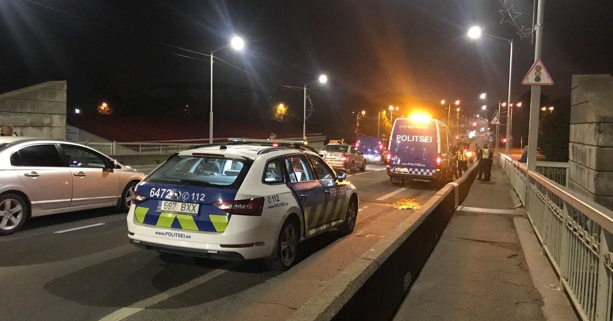 Полиция устроила на дорогах Ида-Вирумаа масштабный рейд