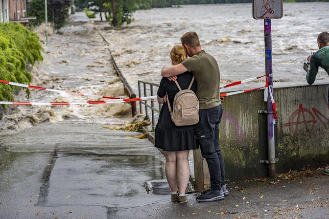 В Германии из-за наводнений погибли более сотни человек, в Бельгии – 12