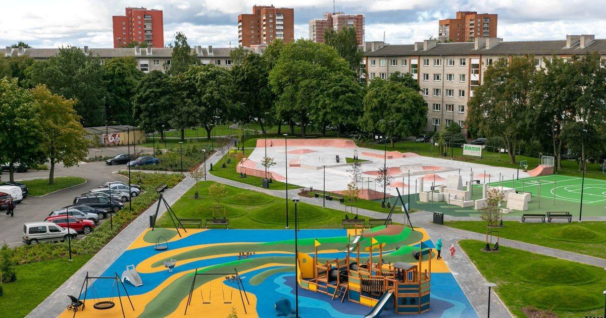 Сегодня был открыт общественный центр Пыхья-Таллинна
