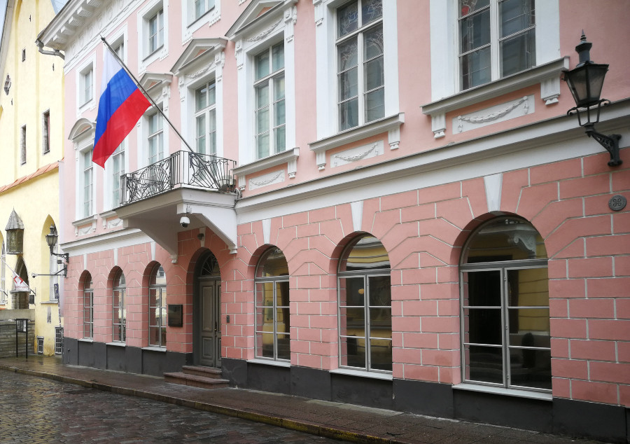 Посольство РФ в Эстонии: о возможности  вакцинации от коронавируса на территории Ленобласти