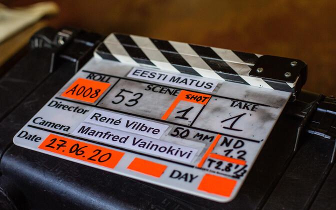 Постоянное финансирование эстонского кинематографа обещают увеличить на 2 млн евро
