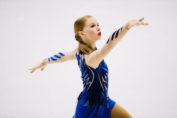 Турнир по фигурному катанию в Таллинне: Кийбус и Селевко выиграли с личными рекордами