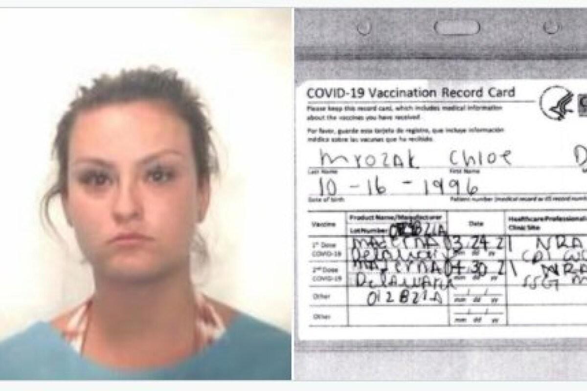 ОБИДНО | Туристка очень тщательно подделала паспорт вакцинации, но попалась из-за глупой опечатки