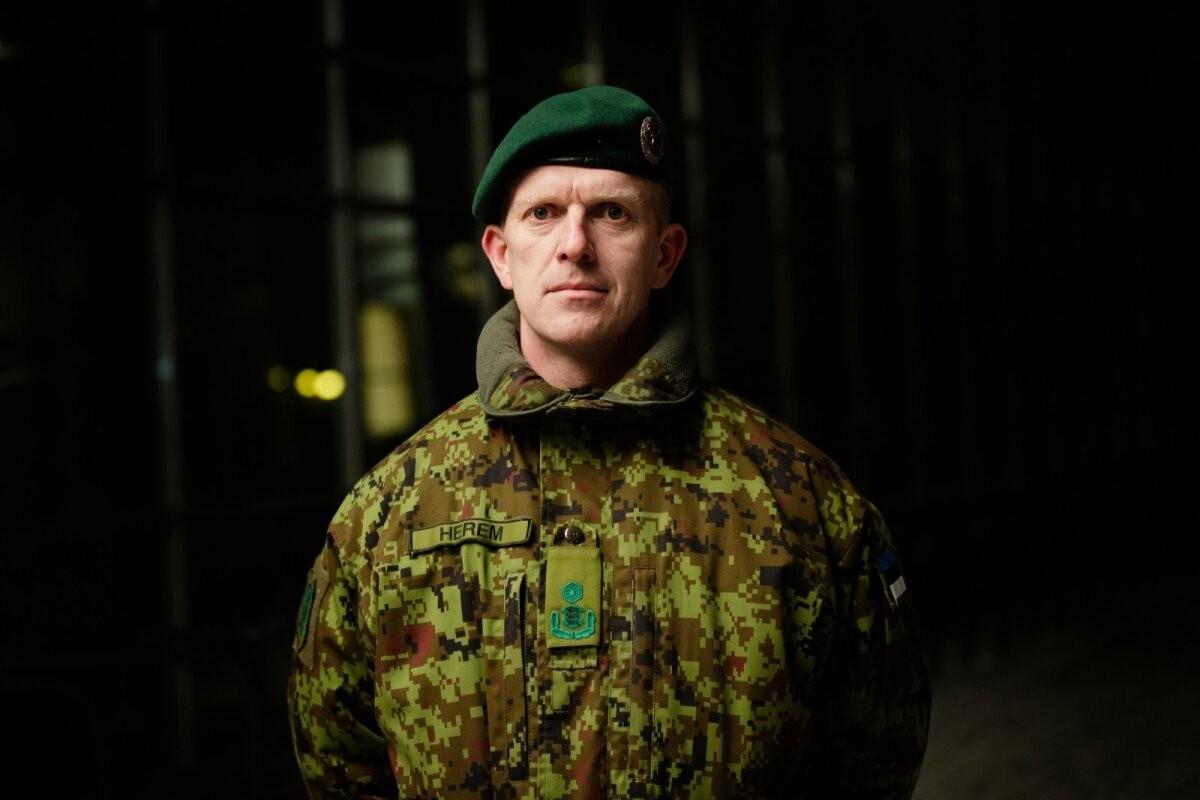Глава Сил обороны оценил возможность нападения России на Эстонию