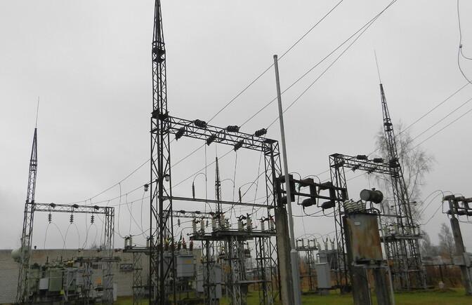 В Хааберсти остались без электричества более 4000 потребителей