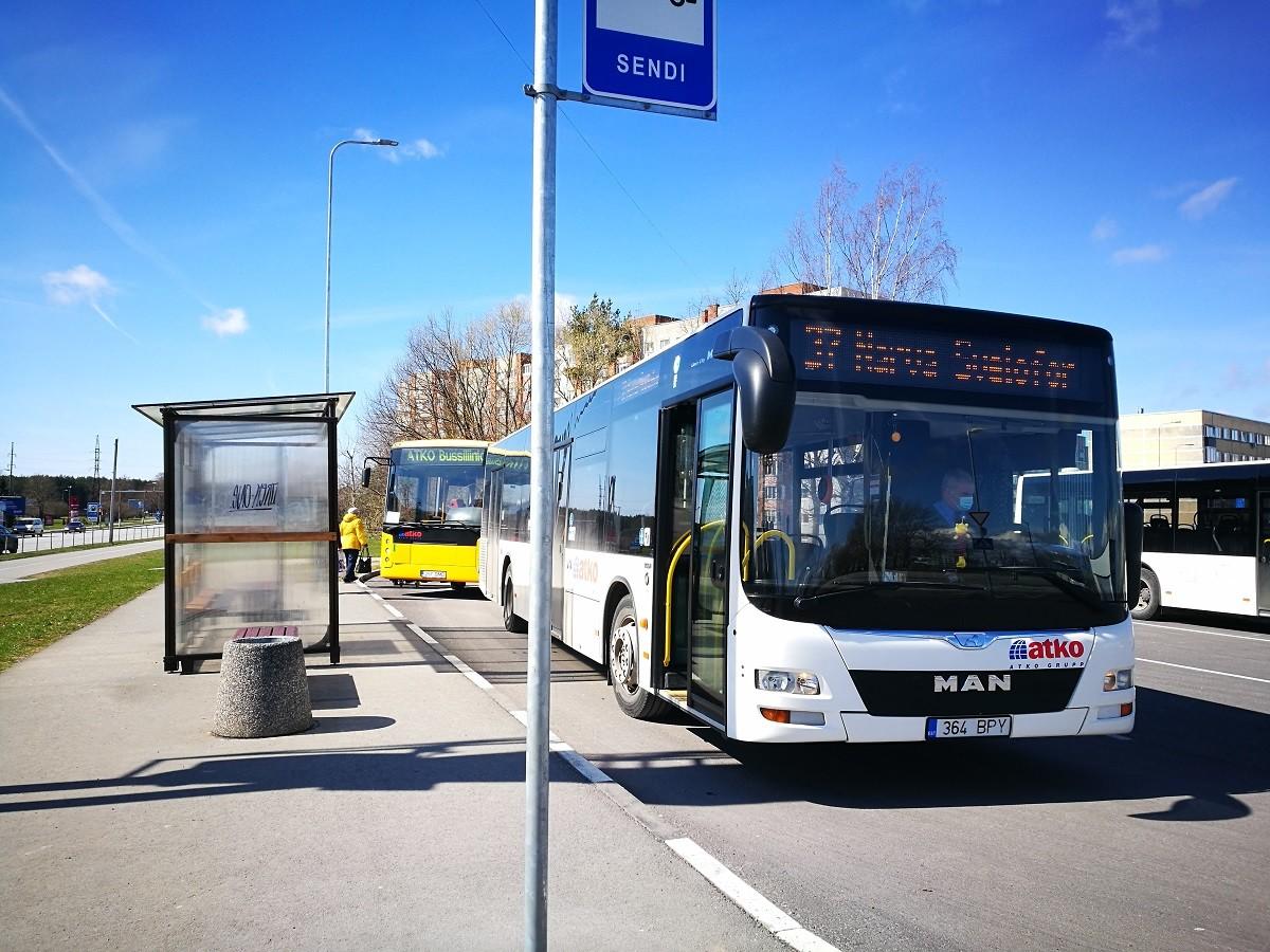 Павильоны ожидания автобусов